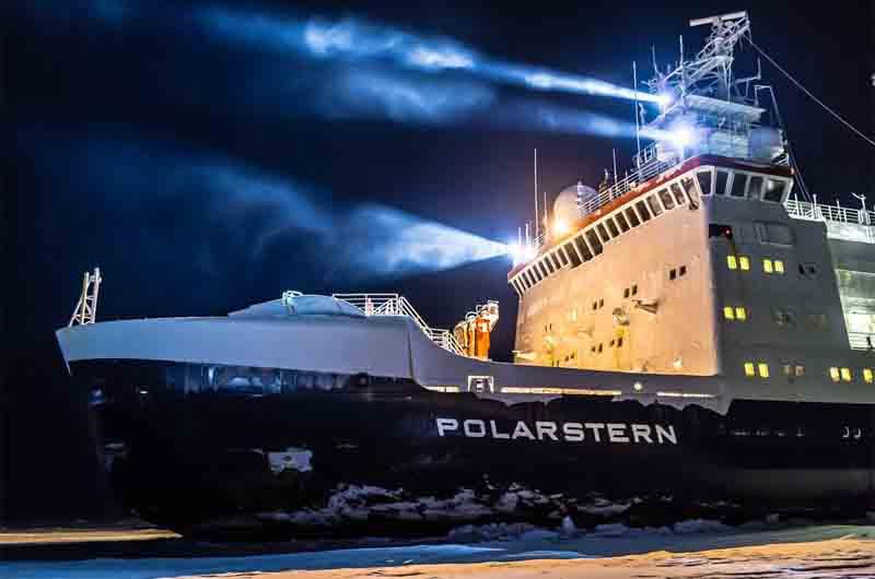 Por qué 300 científicos se han encerrado en el hielo del Ártico