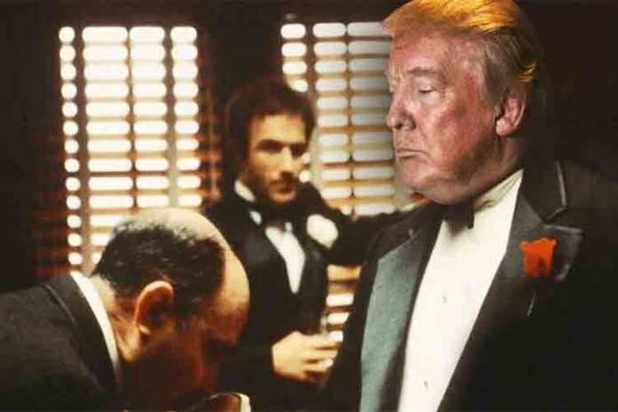 Porqué el comportamiento de Trump es tan parecido al de la mafia