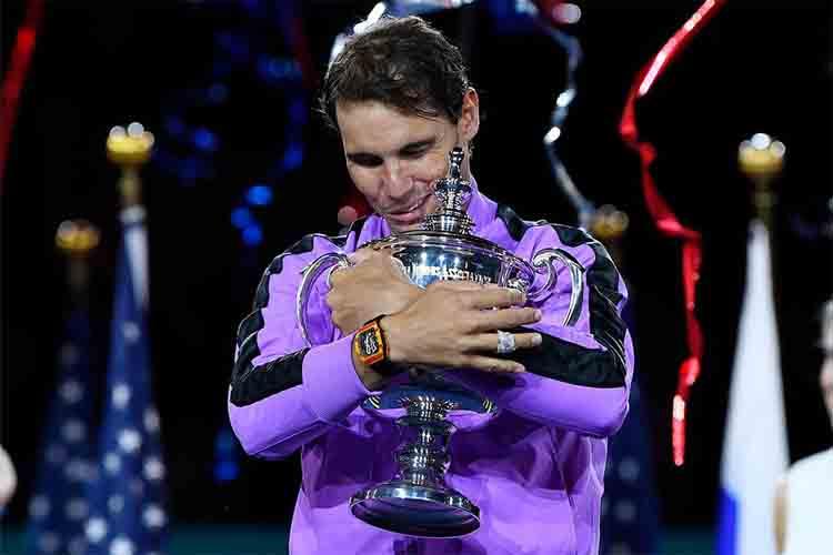 Rafa Nadal en Nueva York: Ya suma 4 abiertos y 19 Grand Slam