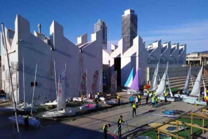 Se acerca el final del ocio nocturno en el Port Olímpic de Barcelona
