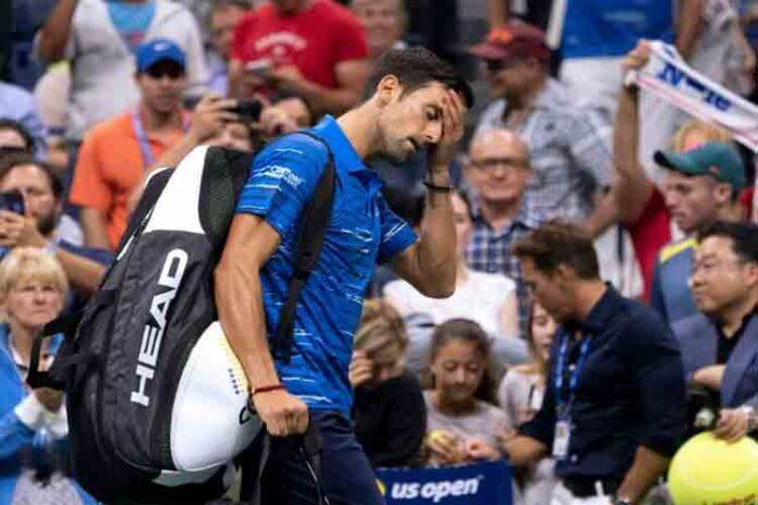 Sorprendente retirada de Djokovic en el US Open debido a una lesión