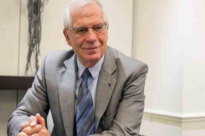Suplantan la identidad de Josep Borrell en LinkedIn