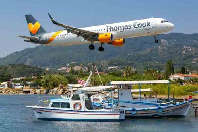 Thomas Cook se declara en quiebra dejando tirados a 600.000 pasajeros