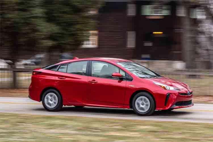Toyota Prius 2020: El modelo americano con CarPlay y Alexa
