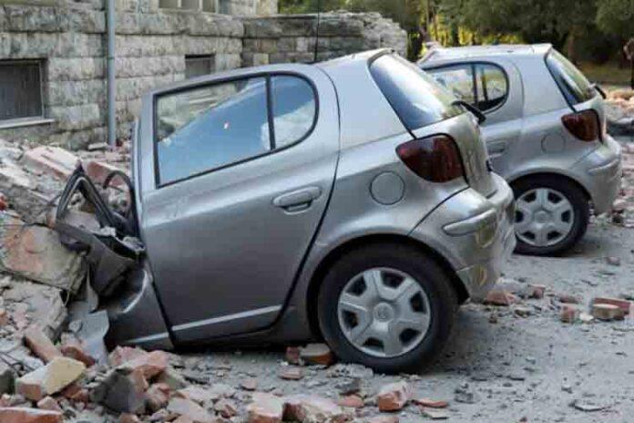 Un fuerte terremoto sacude Albania y provoca más de 100 heridos