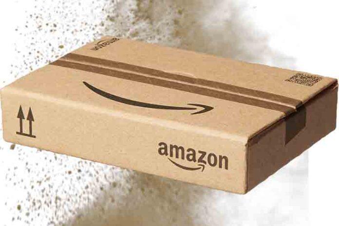 Un Joven estafó 330.000€ a Amazon devolviendo los envíos llenos de arena