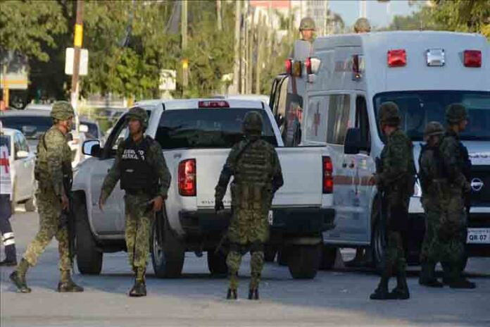 5 muertos en un tiroteo en Salamanca (México)