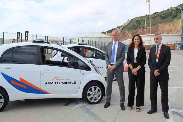 APM Terminals Barcelona refuerza su compromiso medioambiental en el evento 'Go Green'