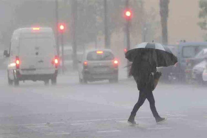 Activadas varias alertas meteorológicas en el este de la península y Baleares