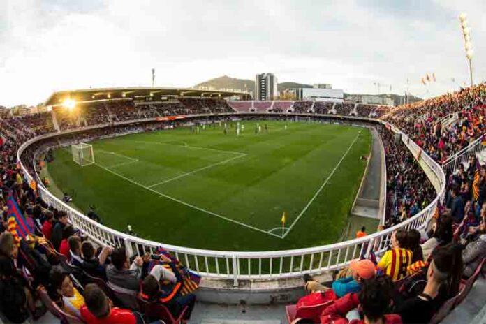 Adiós al miniestadi del Barça
