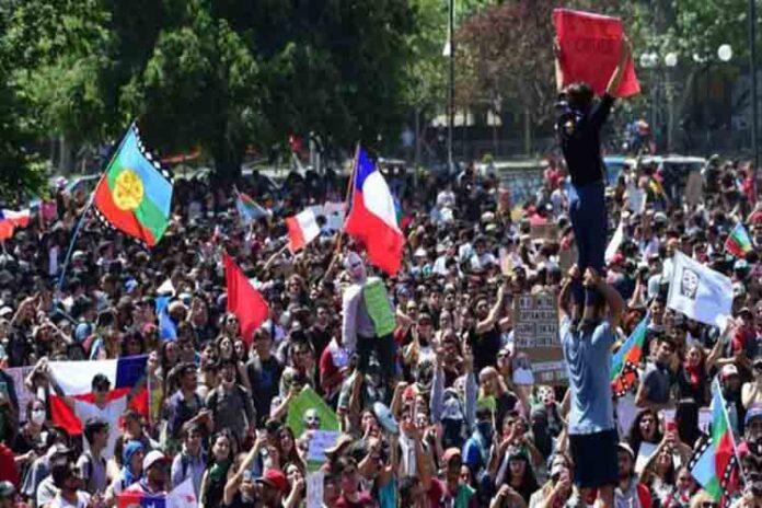 Chile cancela la cumbre sobre la crisis climática por los disturbios