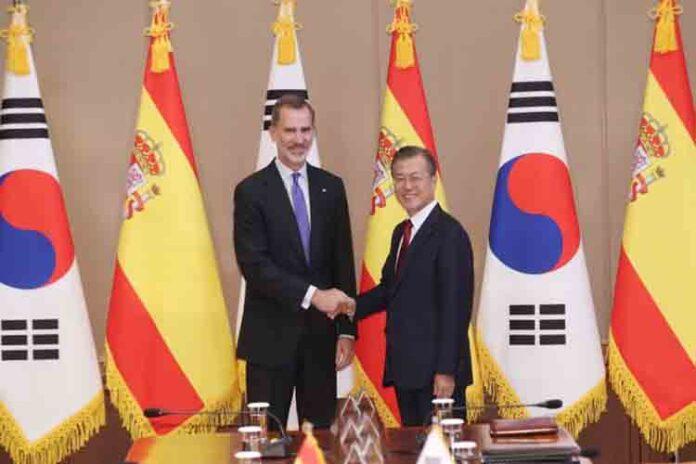 Corea del Sur y España acuerdan impulsar lazos en energías renovables