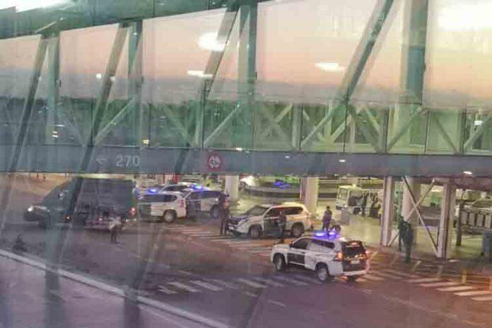 Cortes de tráfico en Barcelona en la jornada de Huelga General