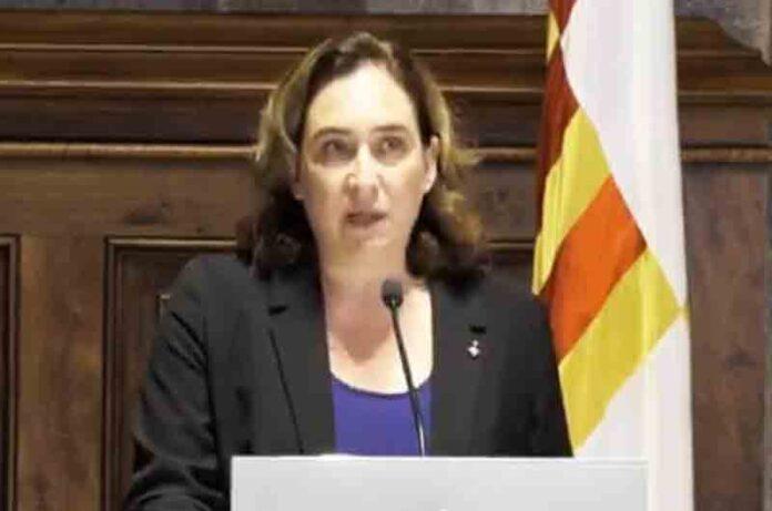 Declaración de Ada Colau sobre la sentencia del Procés