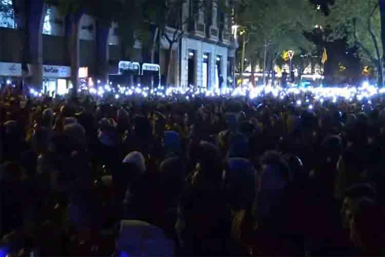 Ataque a la Delegación del Gobierno en Barcelona