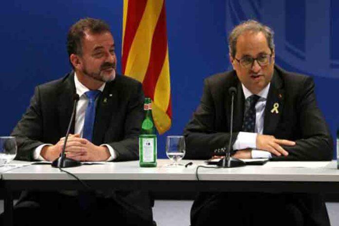 El Constitucional suspende el plan de acción de la Generalitat de abrir