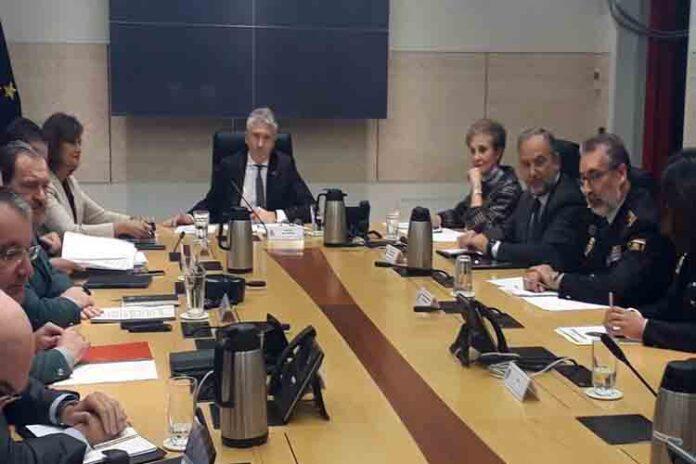 El Ministerio del Interior refuerza la seguridad para las elecciones del 10N
