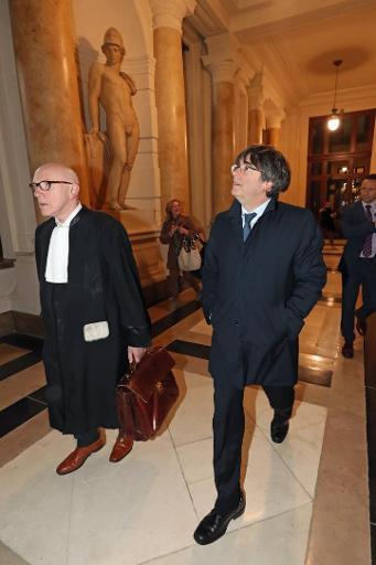 El tribunal belga pospone la vista de la euroorden de Puigdemont para diciembre