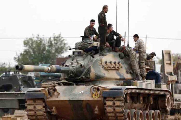 España anuncia su apoyo a la operación turca planificada en Siria