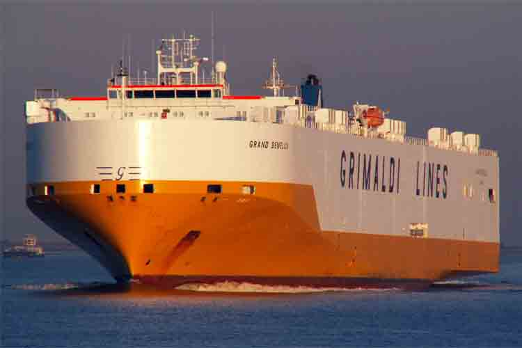 Grimaldi invertirá en I+D para conseguir el objetivo de cero emisiones