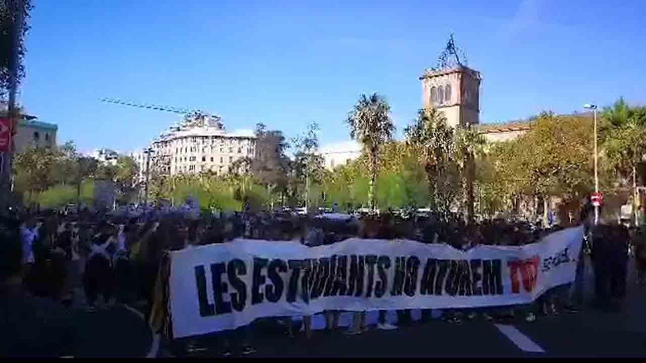 Interior envía 155 antidisturbios más a Catalunya para hacer frente a las protestas