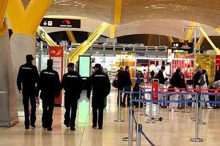Intervenidos más de doce kilos de cocaína en el Aeropuerto