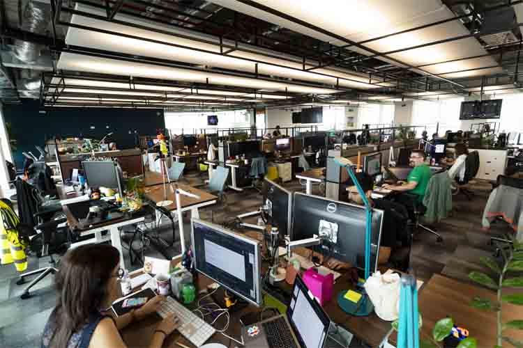 La compañía de videojuegos King abre una sede en Barcelona con 600 empleados