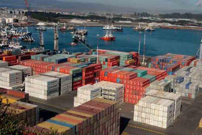 Las protestas de Chile ya afectan a las operaciones de los puertos