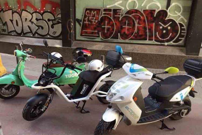 Los ususarios de bicis y motos compartidas en Barcelona deberán de tener buena conducta