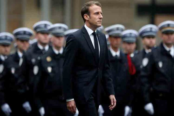 Macron promete una lucha implacable contra el terror islamista