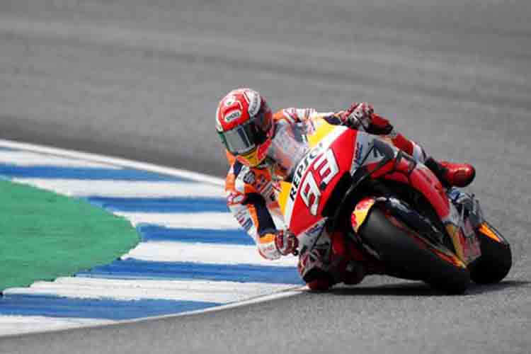 Marc Márquez campeón del mundo por sexta vez de MotoGP