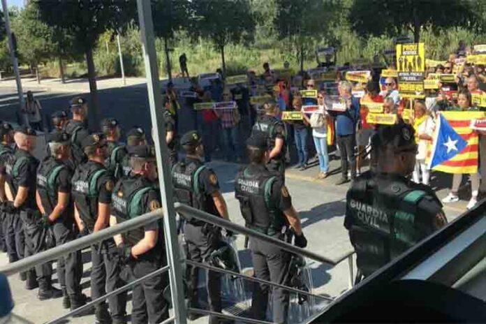 Marlaska no permite la intervención de los GRS de la Guardia Civil en Barcelona