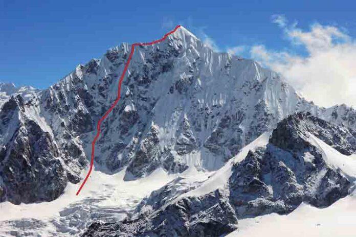 Muere un alpinista español cuando descendía del Chukyima Go, en el Himalaya