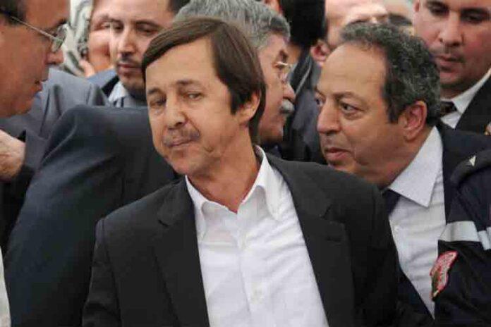 Un Tribunal de Argelia condena al hermano de Bouteflika a 15 años de prisión