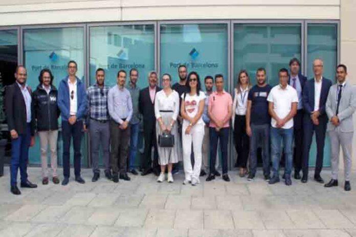 Una delegación de la Agencia Nacional de Puertos de Marruecos visita el Port de Barcelona