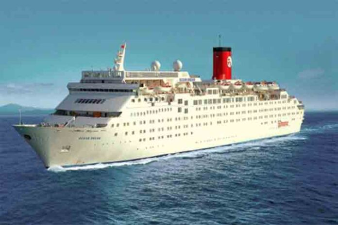 Varios pasajeros a bordo del crucero Ocean Dream enfermos de Gripe A