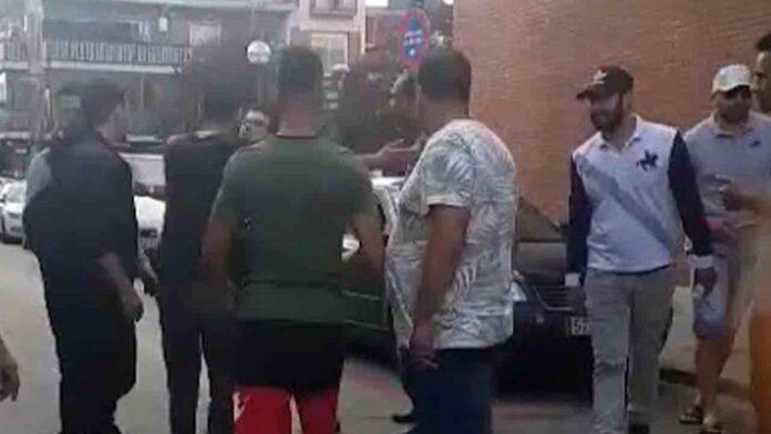 Videos exclusivos de los apuñalamientos en Canovelles