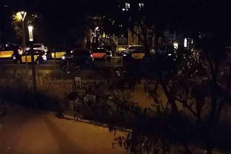 Violan a una menor en el parque de Can Dragó de Barcelona