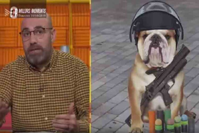 TV3 pide disculpas por llamar a los Mossos