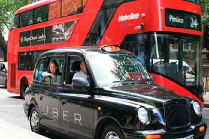 A Uber le quedan cuatro días en Londres, a menos que le renueven la licencia