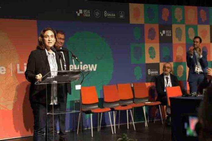 Ada Colau conducirá la relación mundial de las ciudades con las Naciones Unidas