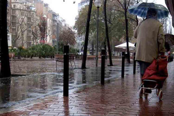 Alerta por lluvia y viento: temporal en toda Cataluña hasta el sábado