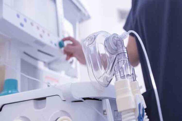Alerta sanitaria por la presencia de partículas metálicas en las botellas de oxígeno sanitario