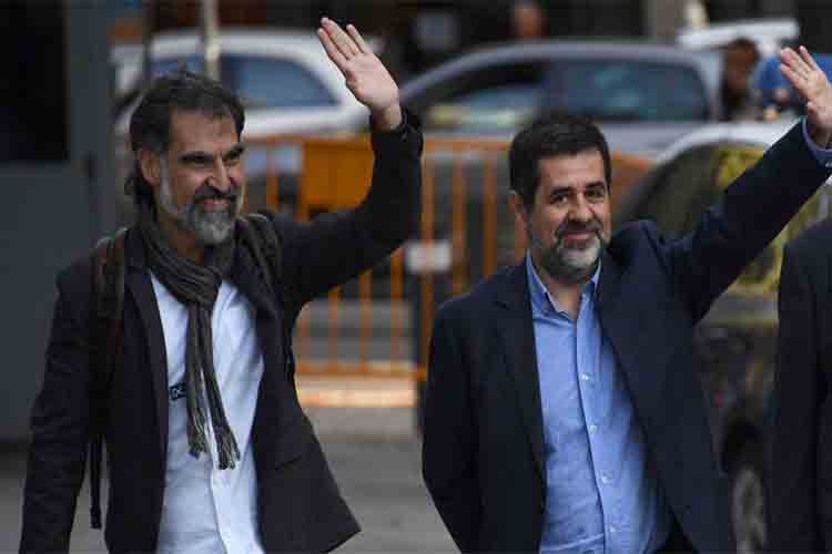 Amnistía Internacional pide a España que libere a los Jordis