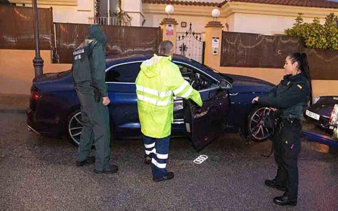 Asesinan a tiros a un empresario británico en Fuengirola