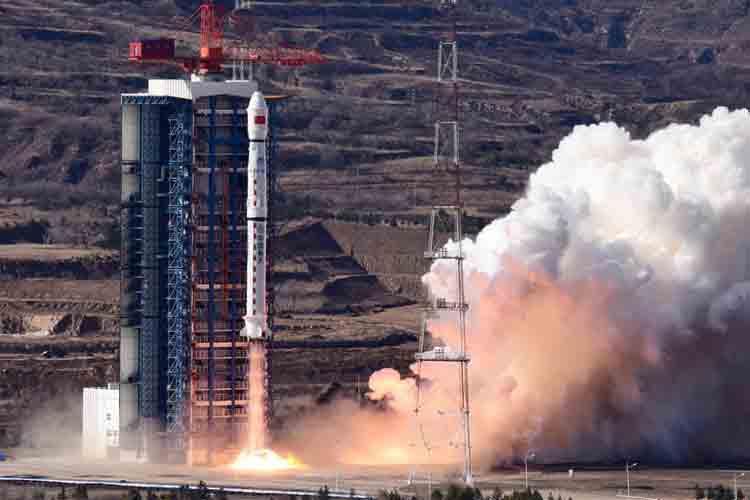 China lanza un nuevo satélite de observación