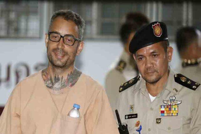 Condenado a muerte en Bangkok el español Artur Segarra acusado de asesinato