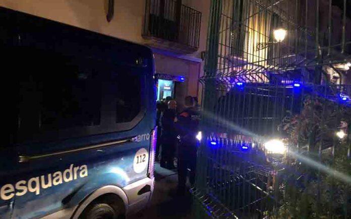 Detenidas 18 personas en una redada en la discoteca Moog de Barcelona