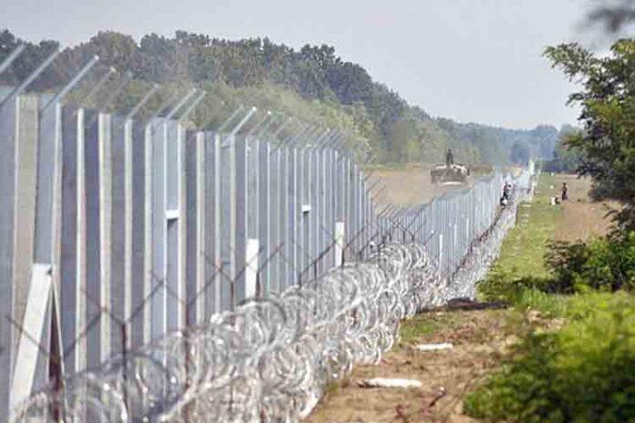 El presupuesto fronterizo de Europa es una bonanza para la industria de la seguridad