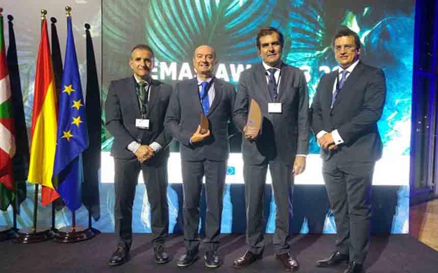 El puerto de Barcelona gana el Premio EMAS por su gestión medioambiental